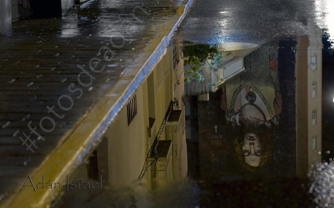Llueve en Quintanar