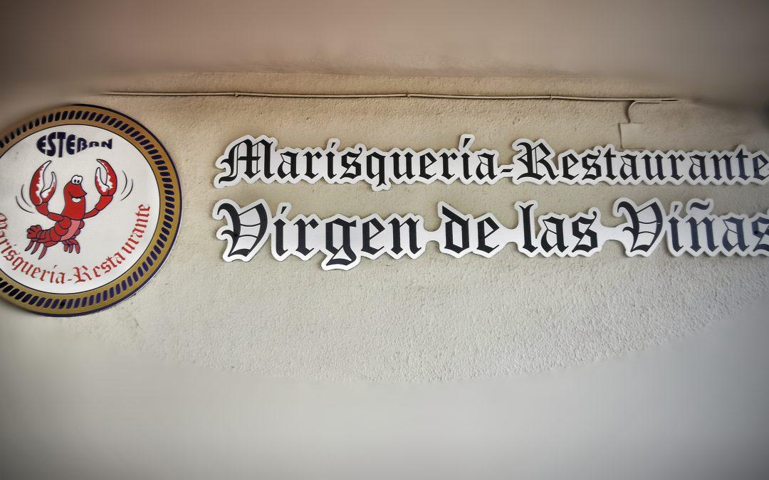 Marisquería Virgen de las Viñas.