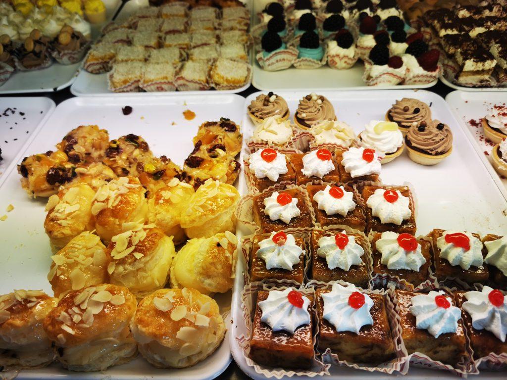 dulces pasteleria solgar