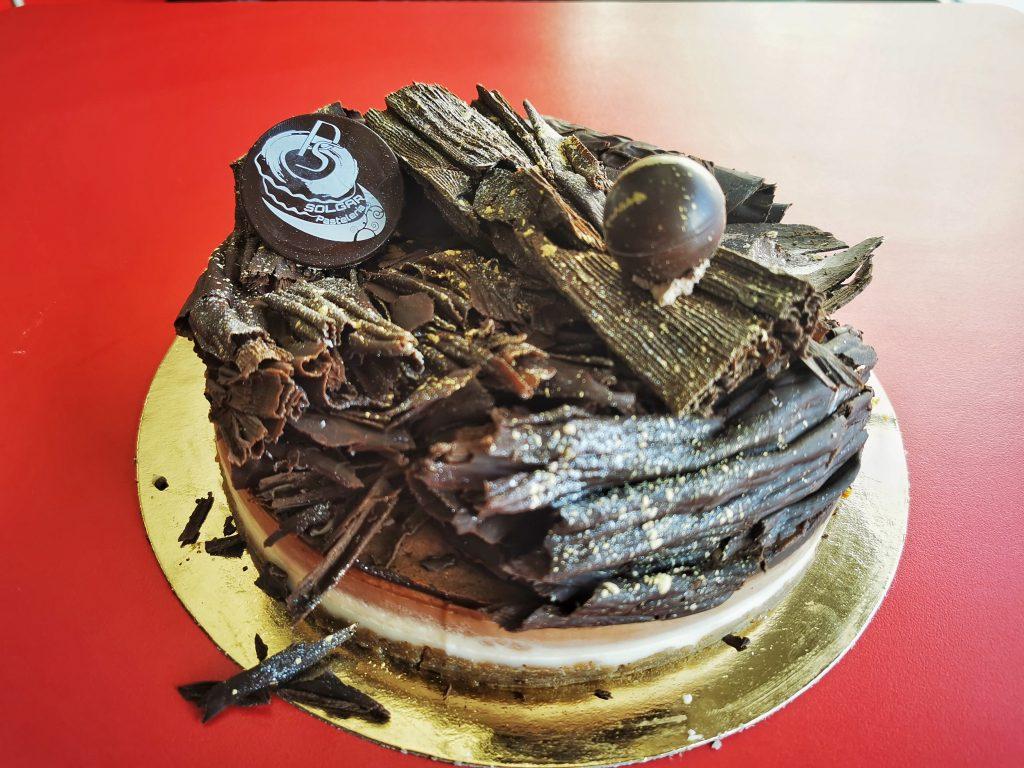tarta de pasteleria solgar puebla de almoradiel
