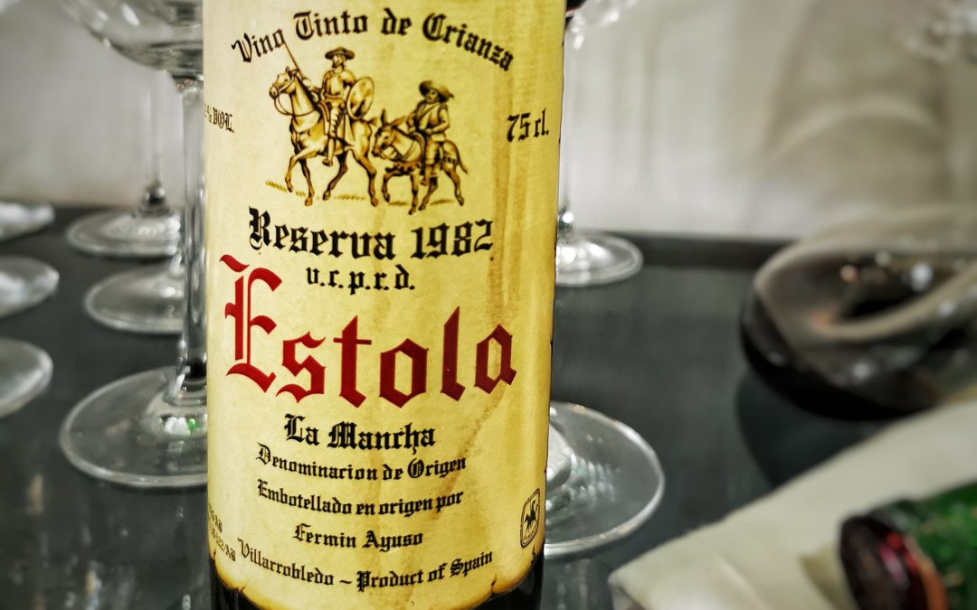 Estola Reserva 1982