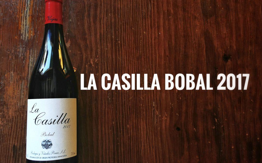 La Casilla Bobal 2017